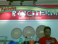 Pakibalot Panciteria