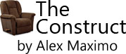 The Construct by Alex Maximo